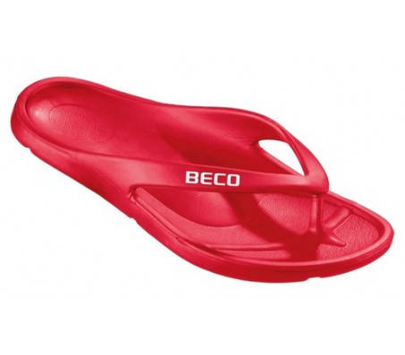 Женские вьетнамки BECO красный 90320 5, фото 2