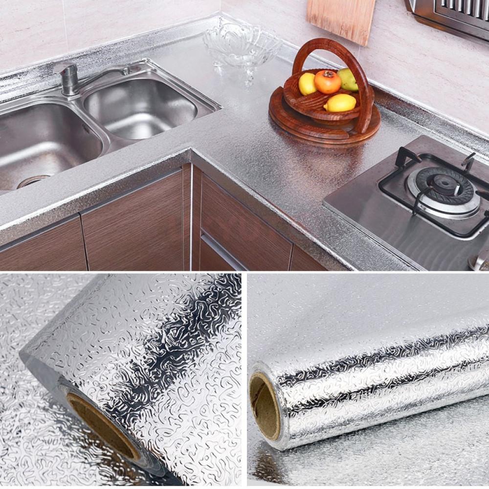 Фольга самоклеюча для робочої поверхні на кухні 60х200