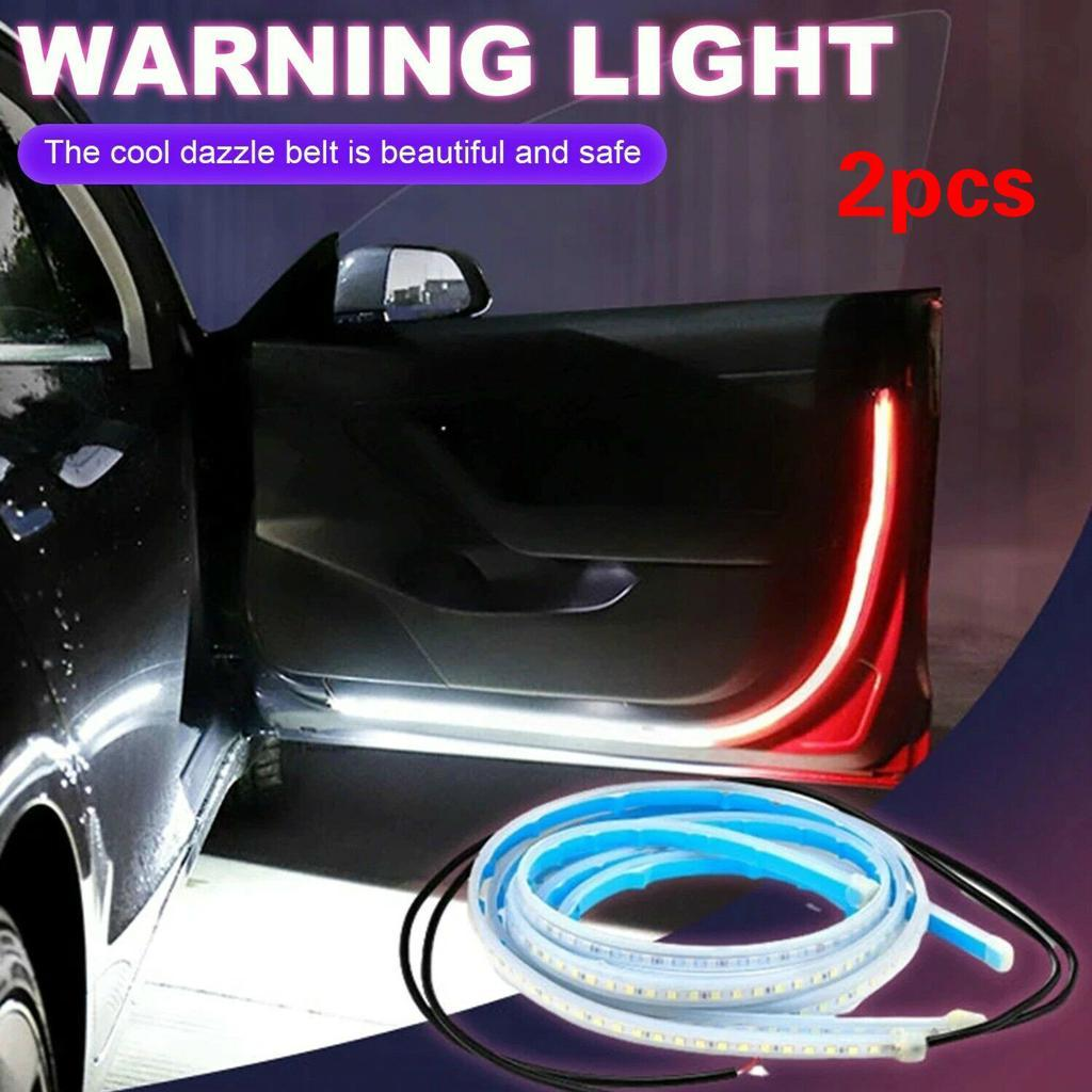 Світло двері автомобіля. Car door warning light 2х100. Підсвічування дверей автомобіля.