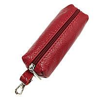 Ключница кожаная красный Китай Арт.мешок 3 Balisa (Китай), фото 1