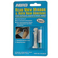 Клей для зеркала заднего вида 1,06мл Abro RV-495