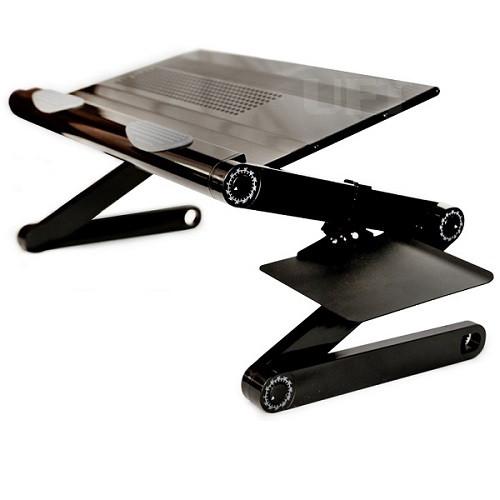 Столик трансформер для ноутбука UFT StarDreamer Black, фото 1
