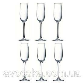 Келих Luminarc Аллегресс Набір 6X175 мл для шампанського Luminarc J8162/1