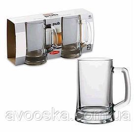 Набір бокалів для пива на 330 мл Pasabahce PS-55299