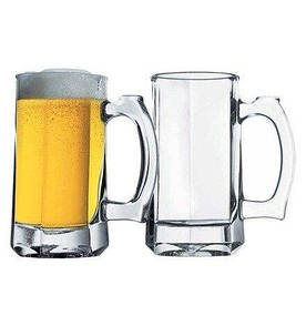 Набір бокалів для пива на 350 мл Pasabahce PS-55049