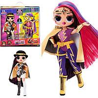Игровой набор с куклой L.O.L. Surprise! серии O.M.G. Movie Magic - Мисс Абсолют, фото 1