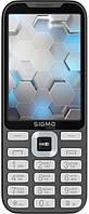Мобильный телефон Sigma mobile X-style 35 Screen grey, фото 1