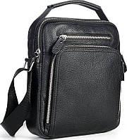 Мужская кожаная сумка через плечо / мужские сумки из натуральной кожи, фото 1