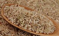Нешлифованый бурый рис (круглый) 500 г