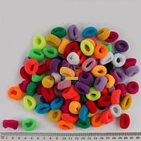 Резинка Калуш маленькая 100шт. цветная