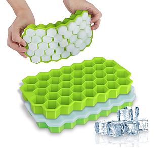 Форма для льоду ББ 5129 салатова 21х13 см