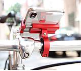 Тримач телефону велосипедний Алюміній, фото 3