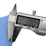 Термопрокладка 3K320-2015 2.0мм 10шт высечка 15х15мм синяя термоинтерфейс для ноутбука, фото 4