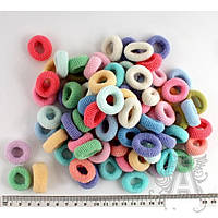 Резинка Калуш маленькая 80шт. крем, фото 1