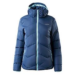 Куртка Hi-Tec Lady Socho INSIGNIA BLUE AQUA SPLASH XS Голубой 65612IBLAS-XS ZZ, КОД: 259921