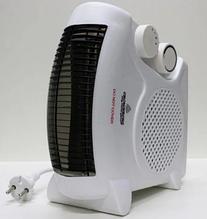 Тепловентилятор Crownberg CB-7748, кварцевый обогреватель, электрический обогреватель керамический, дуйка