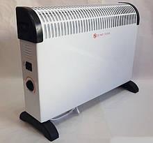 Электрический обогреватель Crownberg CB-2001, кварцевый обогреватель керамический, дуйка, конвектор