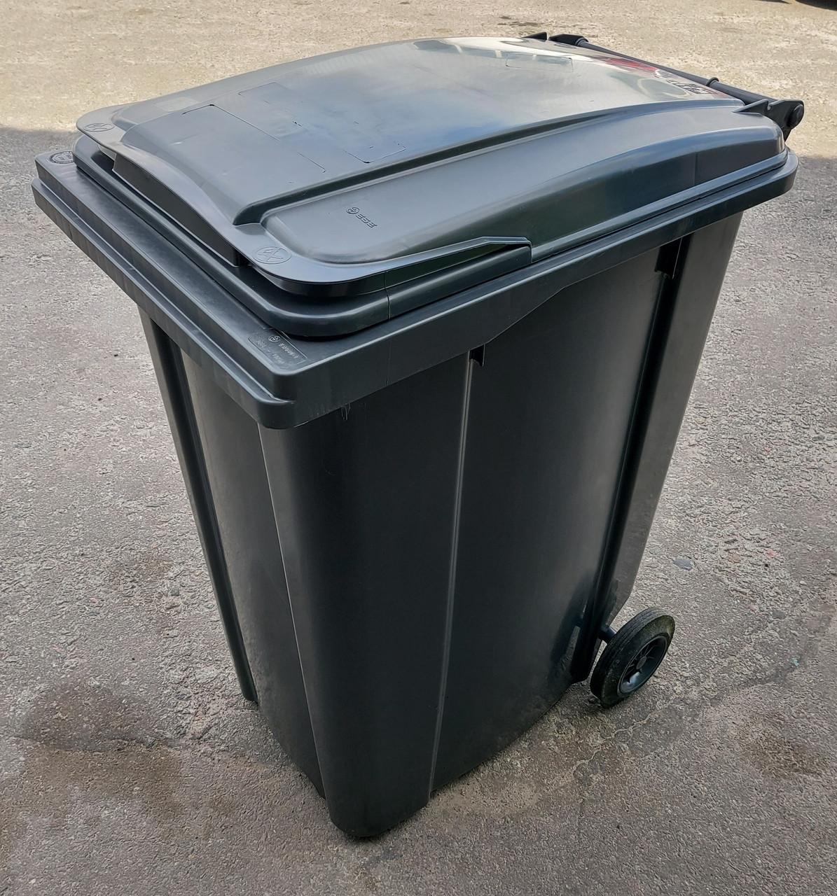 ESE мусорный контейнер для ТБО 360 л.