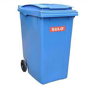 SULO контейнер мусорный для ТБО 360 л.