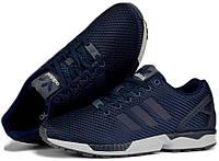 Кроссовки Adidas ZX Flux Navy