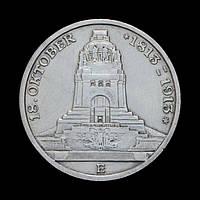 3 Марки 1913 Монумент в Пам'ять Битви Народів, Саксонія