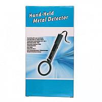 Металлоискатель металлодетектор ручной портативный CHK TS-80 Черный