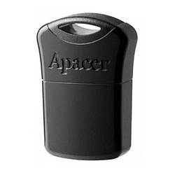 Флешка Apacer 16Gb AH116 Black USB 2.0