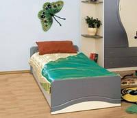 Кровать Эколь МДФ