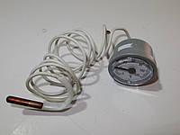 Термометр капиллярный круглый Д37 мм