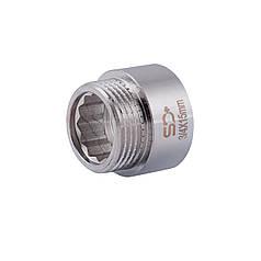 """Удлинитель SD Plus 15х3/4"""" хром SD1302015"""