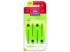 Сухий Ароматизатор на дефлектор Dr.Marcus Easy Clip New MiX Green Citrus