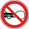 Запрещающий знак «запрещено отдыхать, спать в кабине автотранспорта с заведенным двигателем  »