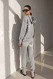 Женский костюм Stimma Эмира 6703 Xs Серый, фото 2