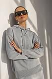 Женский костюм Stimma Эмира 6703 Xs Серый, фото 3
