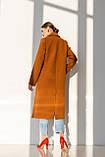 Пальто жіноче Stimma Мэллит 6685 Xs Шоколадний, фото 2
