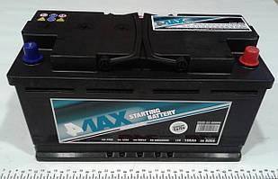 Аккумуляторная батарея Ecoline 100Ah/800A 4-MAX (0608-03-0008Q)