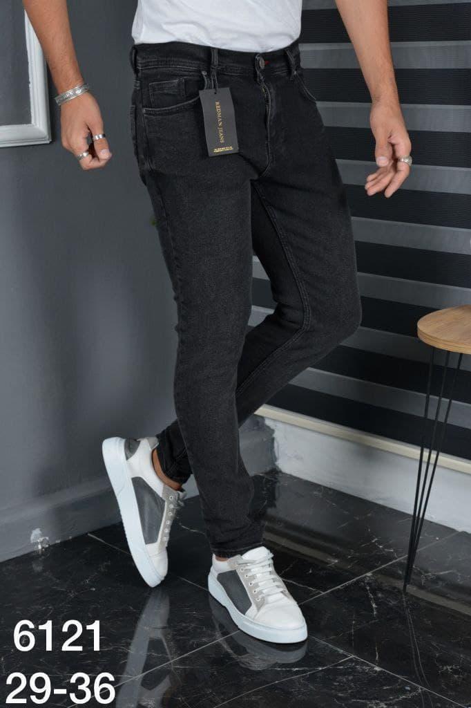 Зауженные джинсы мужские  (Турция) О Д