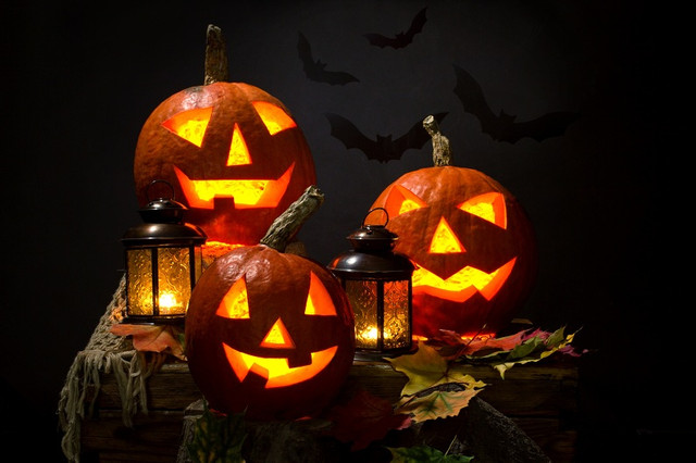 Хэллоуин - все для праздника