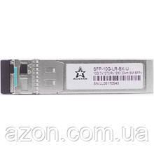 Модуль SFP Alistar Модуль SFP+ 10GBASE-BX 1SM WDM LC 20KM TX1270/RX1330nm DOM (SFP-10G-LR-BX-U)