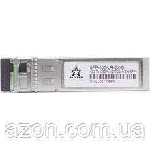 Модуль SFP Alistar Модуль SFP+ 10GBASE-BX 1SM WDM LC 20KM TX1330/RX1270nm DOM (SFP-10G-LR-BX-D)