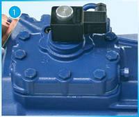 Регулировка производительности компрессора HA (X) 4,5,6