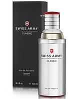 Туалетная вода Victorinox Swiss Army  100ml Сильный, мужественный, освежающий