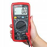 Цифровой мультиметр UNI-T UT890D+, фото 4