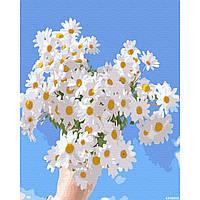 "Картина за номерами ""Букет ромашок"" (GX40818)"