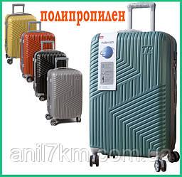 Большой чемодан полипропилен