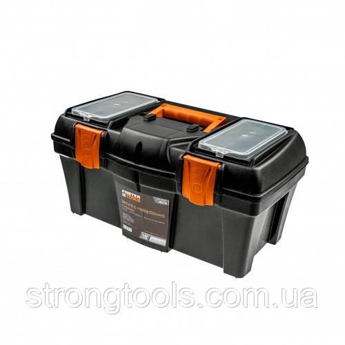 """Ящик для інструменту з органайзерами 22"""" PL4637 FASTER TOOLS"""