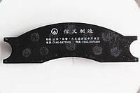 Тормозные колодки CDM855, LG855, ZL50F, ZL50G