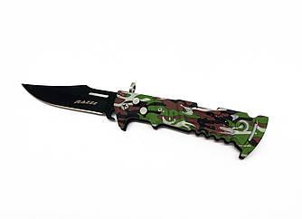 Нож раскладной Razzz