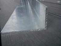 Уголок алюминиевый 40*80*3 мм.