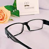 -3.5 Готовые очки для коррекции зрения в пластиковой оправе прямоугольные, фото 5